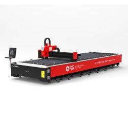 machine de découpage au laser à filtre CNC de gros pour les illustrations de métal