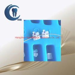 Стоматологической продукции Китая ортодонтические керамические ясно Сапфир самоуправления Ligating кронштейны