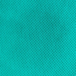 Qualité respirante Birds Eye maille tricot de polyester tissu mèche