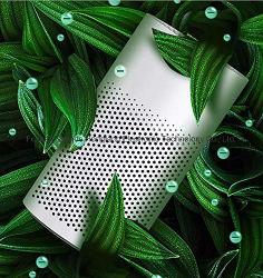 Honglang Nouveau filtre à air purificateur d'air puissant pour la maison, bureau, la voiture