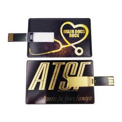 昇進の低価格USB主ビジネスIDのカードUSBのフラッシュ、ペン駆動機構のカード8GBは、個人的なカード卸し売りする