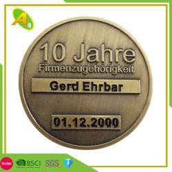 試供品のカスタムドイツの連邦政府局の柔らかくか堅いエナメルの金属の記念品の硬貨コレクション(158)