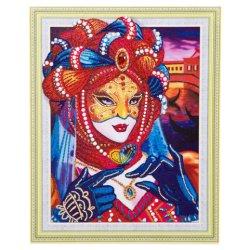 DIY специальной формы Diamond живопись Красота кристально Diamond вышивки мозаика Hand-Painted