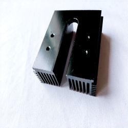 LED ライトロードライトヒートシンク 6063 T5 アルミニウム押し出し プロファイル