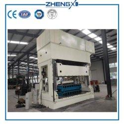 6-20mm de espessura de Processamento de Chapa prensa hidráulica para carro/vagão/Porta Ferroviária tornando