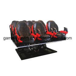Machine de jeu simulateur 5D'un mini-cinéma 5D 5D 7D 8D Machine de jeu de réalité virtuelle