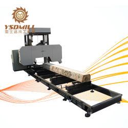 Bande horizontale Machines à scier le bois de rose de l'Afrique