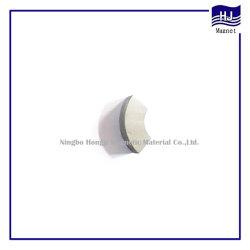Het speciale Product van de Zeldzame aarde van de Magneet van SmCo van de Boog met Aangepaste Deklaag