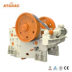 Grande capacité de la ligne de production de concassage de pierres de granit de Shanghai (250 TPH) en usine