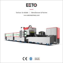 Eeto-FPC Tubo Profissional/máquina de corte de fibra a laser do tubo para a Chapa de aço e ligas de alumínio