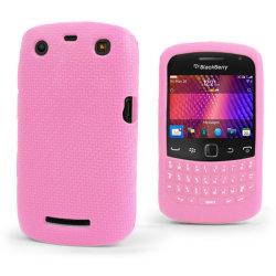 La moda de silicona suave, resistente al agua el caso del teléfono móvil para Blackberry