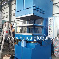 Máquina de vulcanización de goma de la prensa