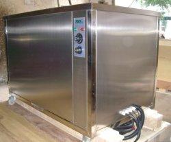 Retirer l'huile de bain à ultrasons industriel de la poussière de la saleté nettoyeur ultrasonique de tuyau