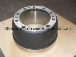 Klage der Hochleistungsfahrzeug-Bremstrommel-244090 für Freuhauf u. Iveco-Serie