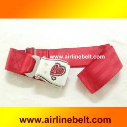 Rhinestone Boucle ceintures de boucle de la compagnie aérienne des aéronefs de l'avion