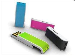 De mini Plastic Schijf USB 2.0 van Webkey USB (om-W239)