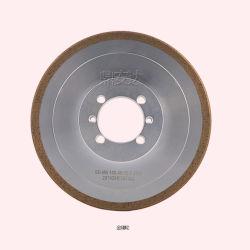 Diamond Flat Rebolo / Roda de orlas de vidro/vidro Diamond Rebolo