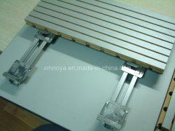 Son plafond acoustique absorbant Planche en Bois / panneau