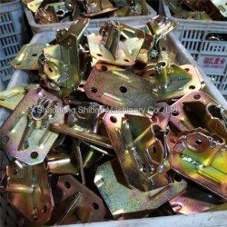 Morsetti veloci veloci d'acciaio della molla della cassaforma della clip dell'accoppiatore delle cassaforme dell'armatura urgenti metallo per la cassaforma della costruzione