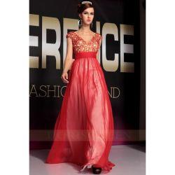 Goccia che spedice 2013 vestiti convenzionali da sera lunga rossa