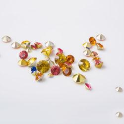 Китай хрустальное стекло камень Chaton валика