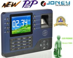 3.2 Inch TFT Color Screen USB Fingerprint Biometric Time Recording with P2p Cloud Function (JYF-C091)