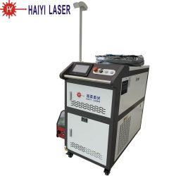 De handbediende Apparatuur van het Lassen van de Doos van de Distributie van het Roestvrij staal van de Machine van de Laser Solderende