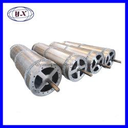 OEMのカスタム遠心鋳造の機械装置の織物の機械装置のためのロールによって冷やされる鋳鉄