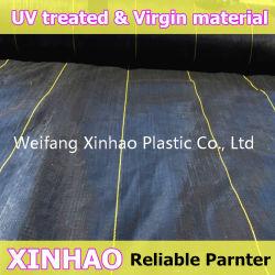 На заводе Direactly питания УФ-PP тканый коврик для сорняков в сельском хозяйстве