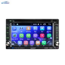 """6609 Pantalla táctil de 6.2"""" coche Bluetooth V4.0 de navegación GPS, reproductor de MP5"""
