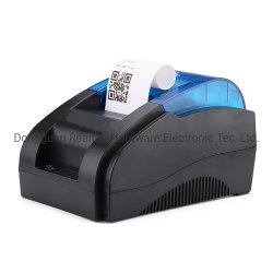Fabrico de fábrica 58mm Impressora térmica de recibos