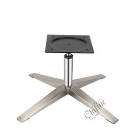 Chaise de bureau Base ronde en métal de base pour la présidence