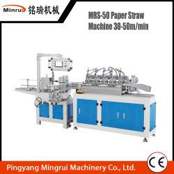 기계를 형성하는 서류상 밀짚은 공장 공급을 제조한다