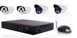 4CH 960p камера безопасности сети сетевой видеорегистратор системы IP-камера с разрешением 1,3 мегапиксела H. 264 Poe комплект сетевой видеорегистратор Видеонаблюдение HDMI