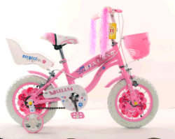 Usine de toutes tailles d'alimentation Dirctly Kids Bibycle, les enfants en dehors des vélos avec porte-bébé