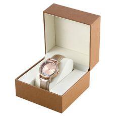 Le luxe de haute qualité Square watch case personnalisé