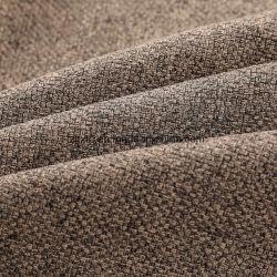 Fios simples Tingidos de roupa de cama 100% orgânico de tecido têxtil Inicial
