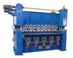 Strato del timpano d'acciaio che appiattisce il Leveler dei piatti di metallo della Cina che livella macchina