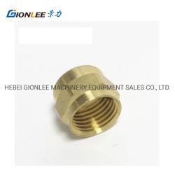 A alta precisão o parafuso de latão Joint/juntas do tubo