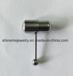 De trillende Tong belt het Doordringen van het Lichaam van het Roestvrij staal Juwelen