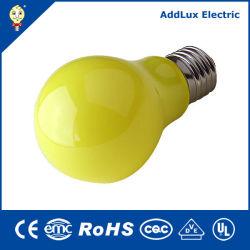 Wholesale CE UL SASO 3W-8W E27 أصفر صغير ضوء LED العالمي صنع في الصين للعيش، كيثشين، غرفة نوم، غرفة الطعام إضاءة من مصنع الموقد