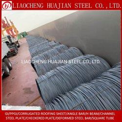 건축 건축을%s ASTM A615 철 로드 강화 강철봉 모양없이 한 강철 Rebar