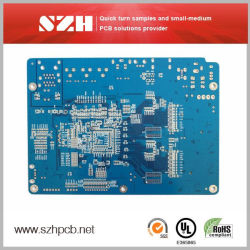 PCB 널을%s 가진 어미판 SD 카드 인쇄 회로 기판 PCB