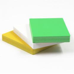 18mm Stärke anderer Plastikbaumaterial-Typ Belüftung-Schaumgummi-Blatt