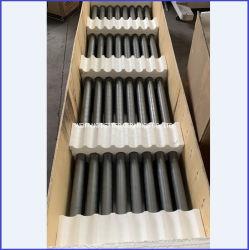 Ausgezeichnete Härte RBSIC kreisförmige Rohr/Rohr/Stange/Rolle