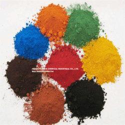 색칠 & 코팅을%s 안료 Fe2o3 분말 산화철