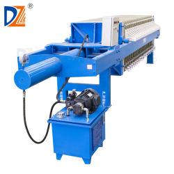 Une fois à haute efficacité rapide filtre ouvert Appuyez sur la machine pour la séparation Solid-Liquid