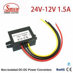 Неизолированные импульсные стабилизаторы 24 В на 12 В постоянного тока 1,5 А 18Вт преобразователь постоянного тока