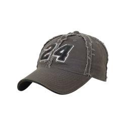 Button Herren Camo Washed Logo Hard Baseball Cap Hut