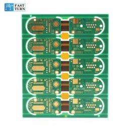Kundenspezifische steifes Flex-Schaltkarte-flexible Schaltkarte-Leiterplatte mit freier Probe
